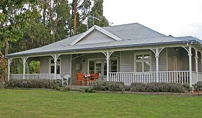 wavestation accommodation middleton tasmania